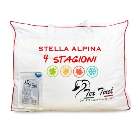 DUVET d'OIE TEX TIROL © STELLA ALPINA 4 SAISONS, 100% DUVET d'OIE, toutes les mesures