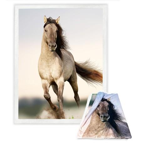 PLAID SHERPA Fantasy HD HORSE RANGE
