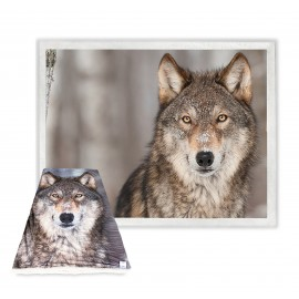 SHERPA Fantasy HD Couverture polaire Wolf