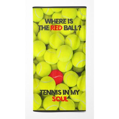 TELO MARE in spugna TENNIS...