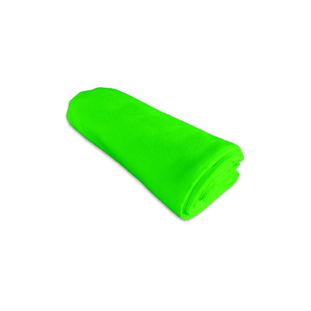 Telo da mare palestra nuoto in microfibra per un minimo ingombro - Tappeti moderni verde acido ...
