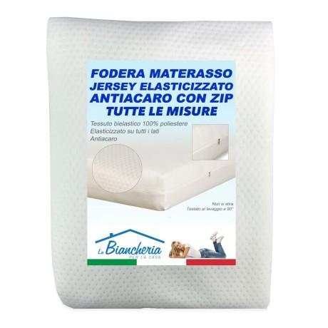 FODERA MATERASSO JERSEY...