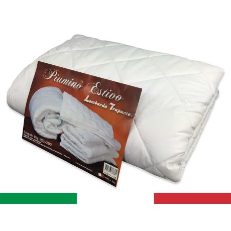 PIUMINO SINTETICO ESTIVO ANALLERGICO 100 gr./mq. PIUMOTTO LEGGERO