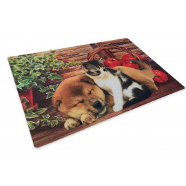 TAPPETO ZERBINO DIGITAL FRIENDS CM.40X60 CANE GATTO CESTO