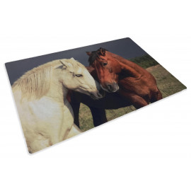 TAPPETO ZERBINO DIGITAL FRIENDS CM.40X60 CAVALLO CAVALLI