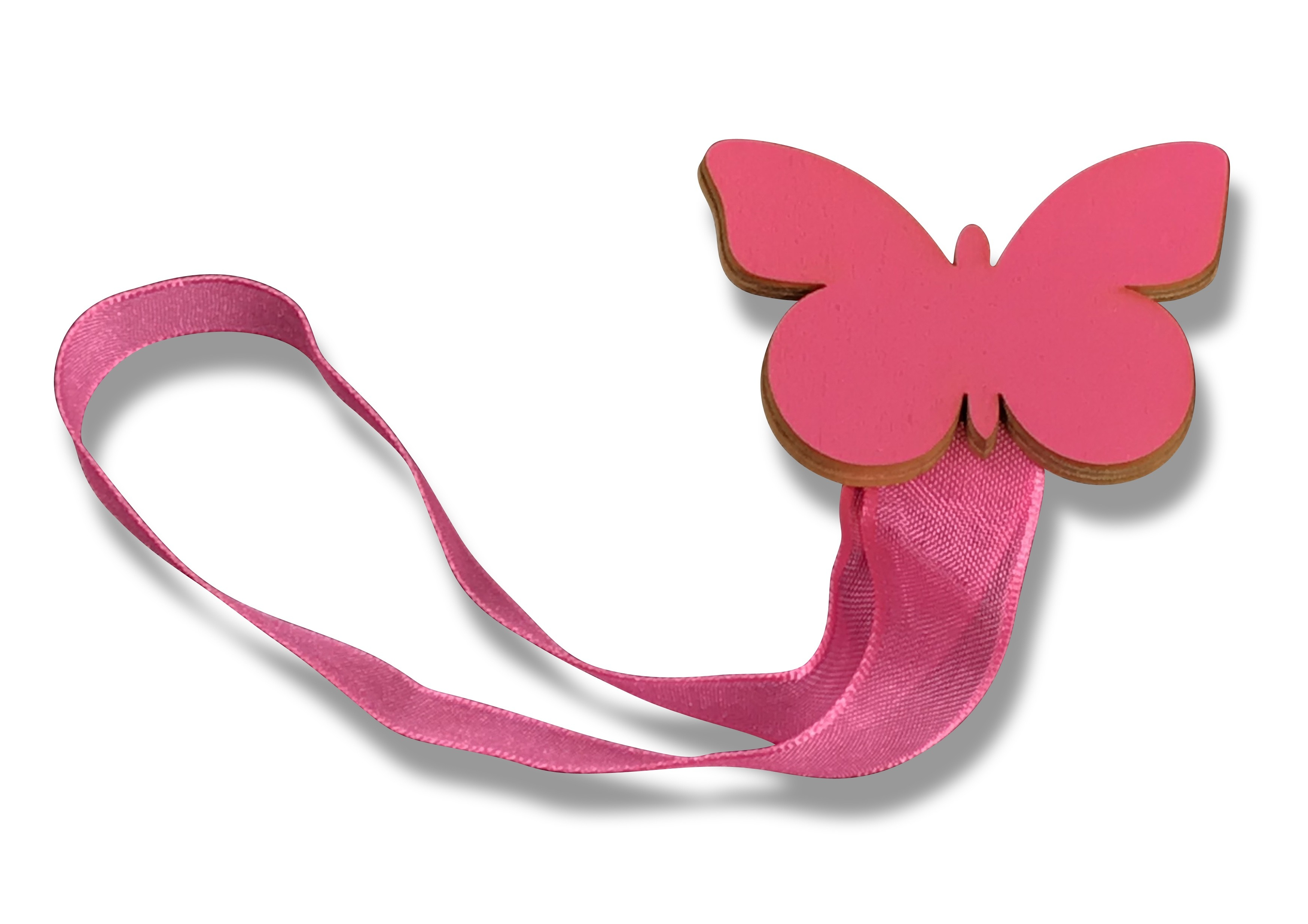 Calamita ferma tenda farfalla rosa calamite per tende fermatende