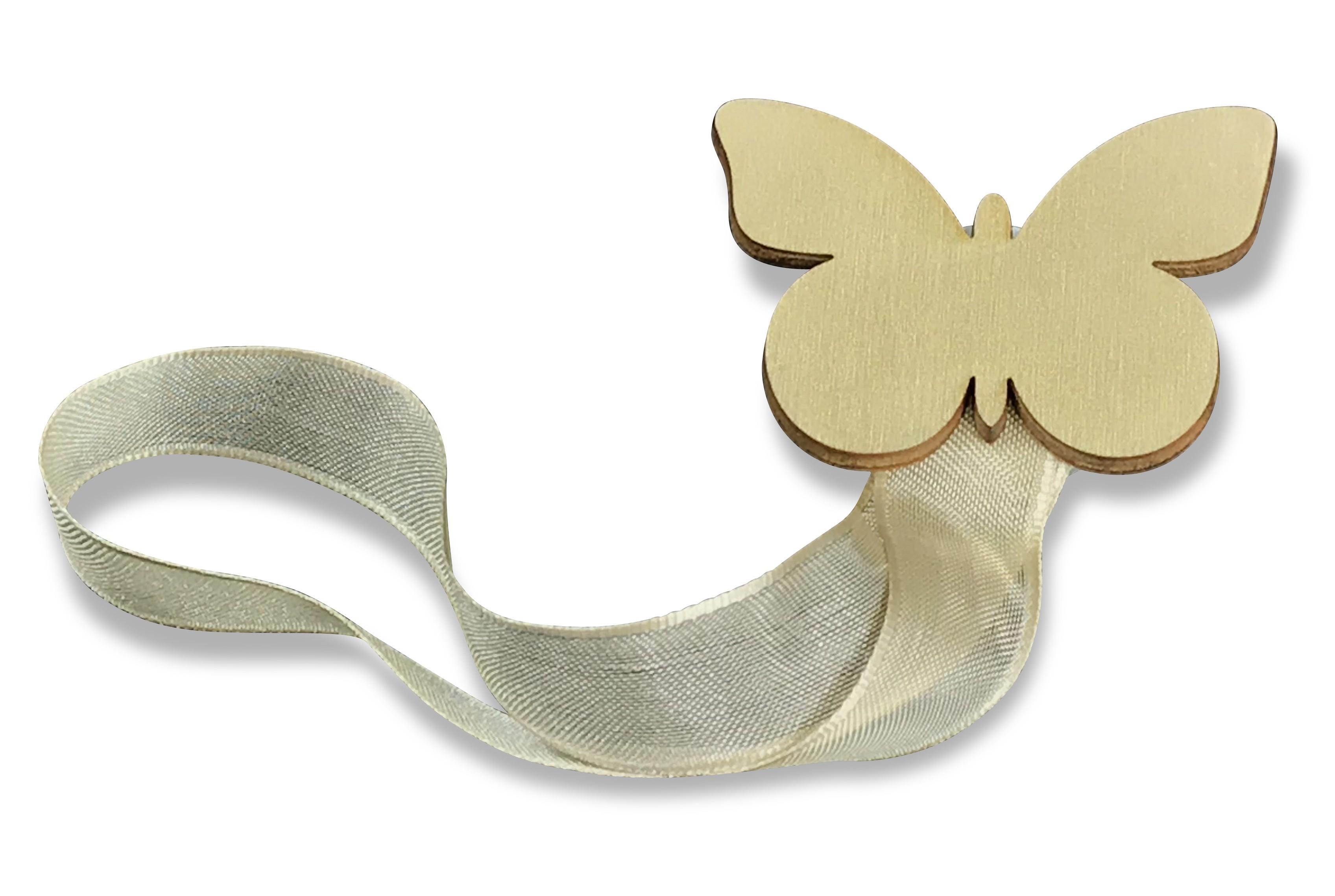 Calamita ferma tenda farfalla oro calamite per tende fermatende la