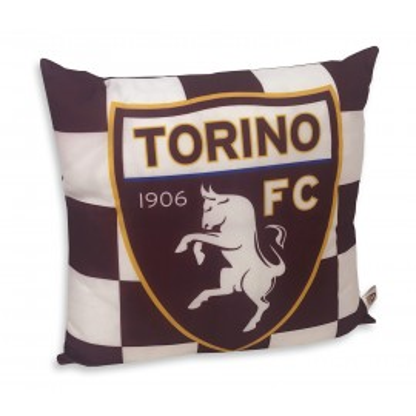 COUSSIN OFFICIEL TORINO FC FOOTBALL D'ORIGINE TORO