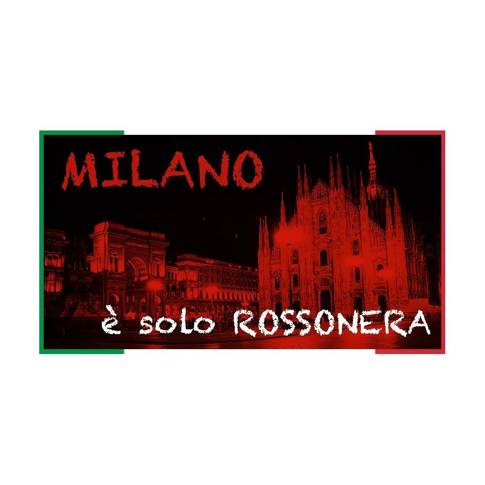 Milan e Cartolina Milano /È tex family Set 3 Braccialetti Ufficiali Logo A.C