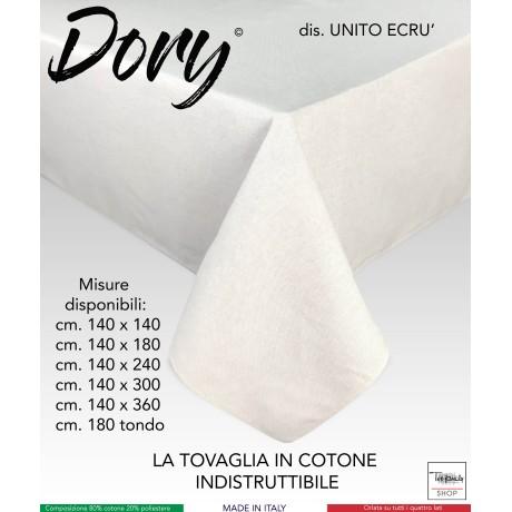 TOVAGLIA DORY UNITA BEIGE ECRÙ