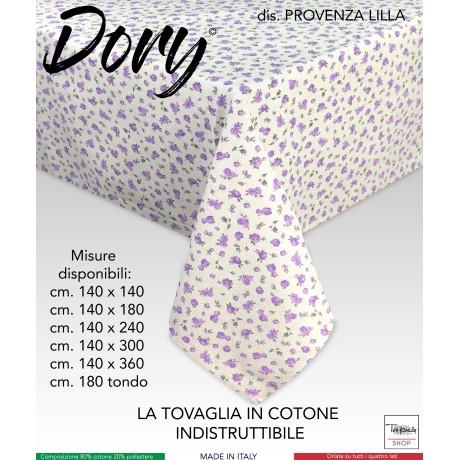 TOVAGLIA DORY PROVENZALE LILLA