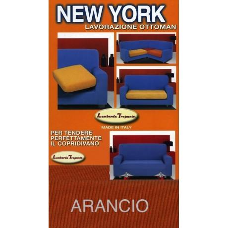 COPRIDIVANO NEW YORK ORANGE...