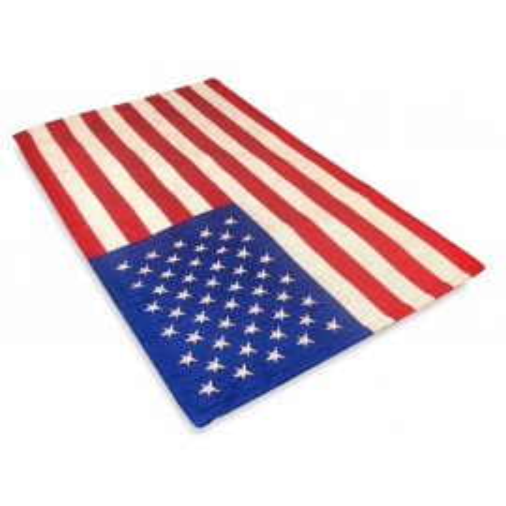 TAPPETO BANDIERA AMERICANA FLAG AMERICA ANTISCIVOLO
