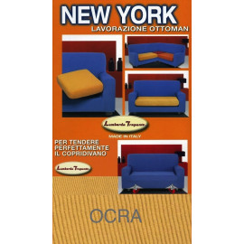 COPRIDIVANO NEW YORK OCRA made in Italy