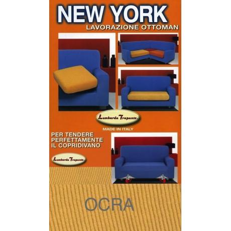 COPRIDIVANO NEW YORK OCRE...