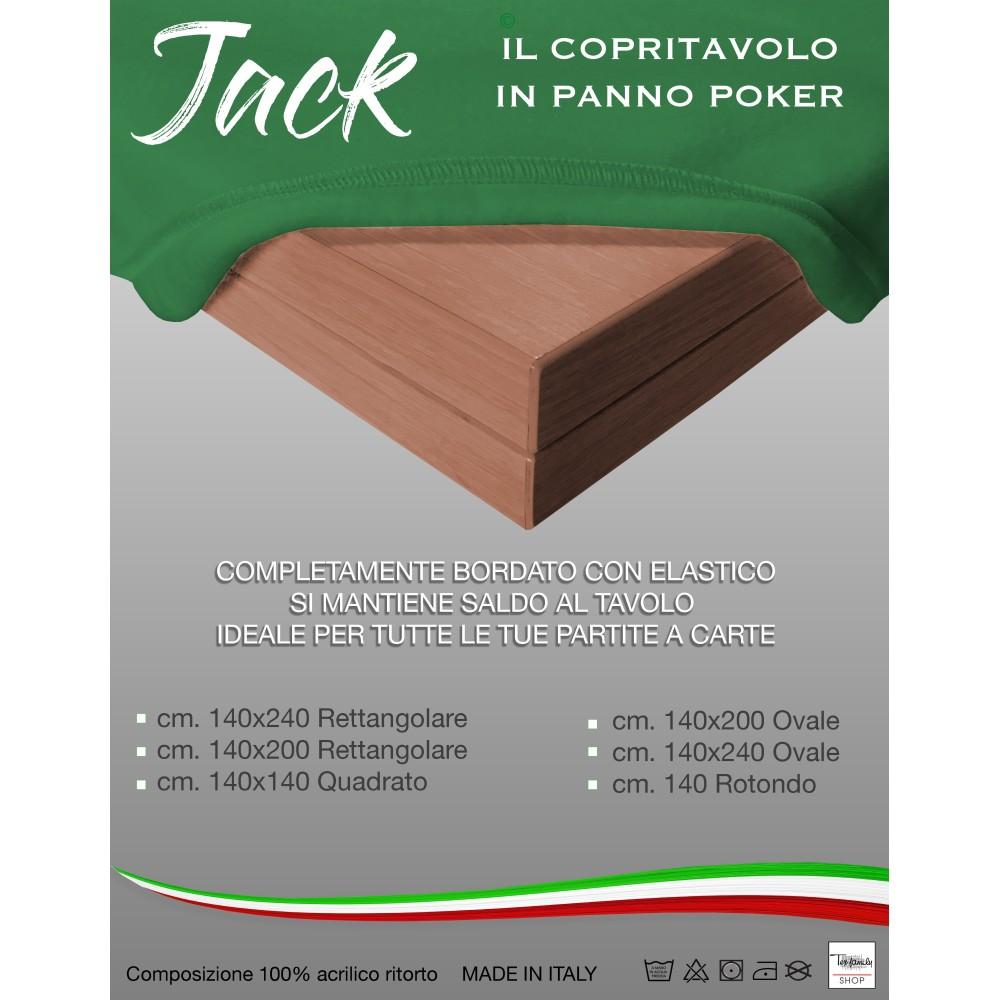 COPRITAVOLO PANNO GIOCO CARTE POKER VERDE PROTEGGI TAVOLO RITORTO QUALITÀ EXTRA