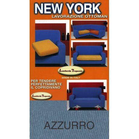 COPRIDIVANO NEW YORK BLEU...