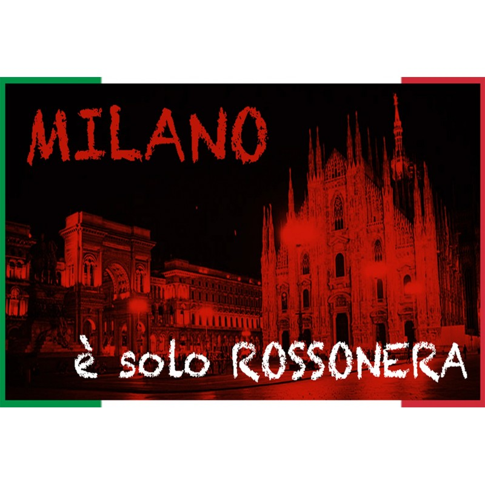 Accappatoio Ac Milan Per Bambino Ragazzo In Microspugna Prodotto Ufficiale