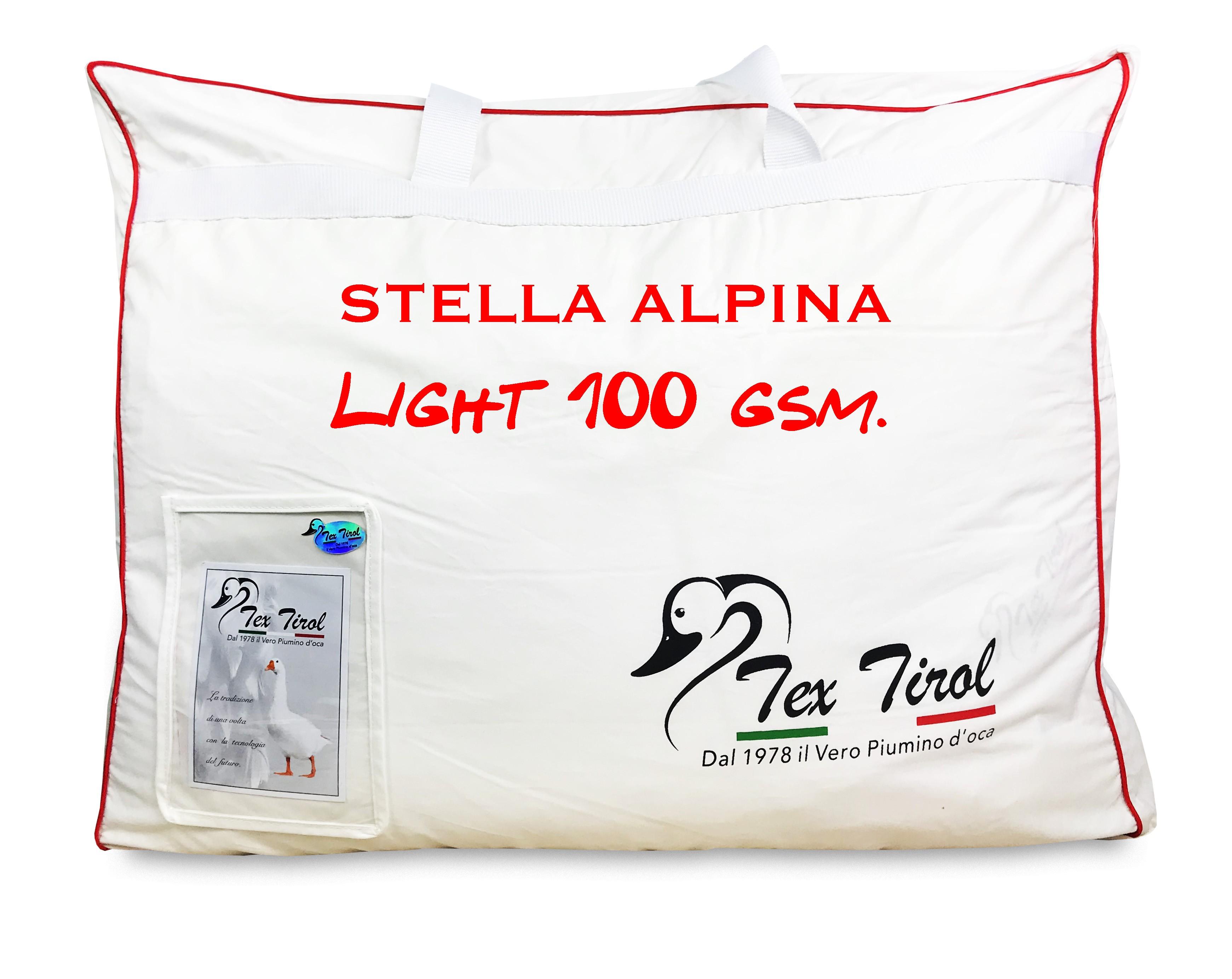 half off 08666 c213a Piumino Tex Tirol in piuma d'oca estivo leggero indicato per ...