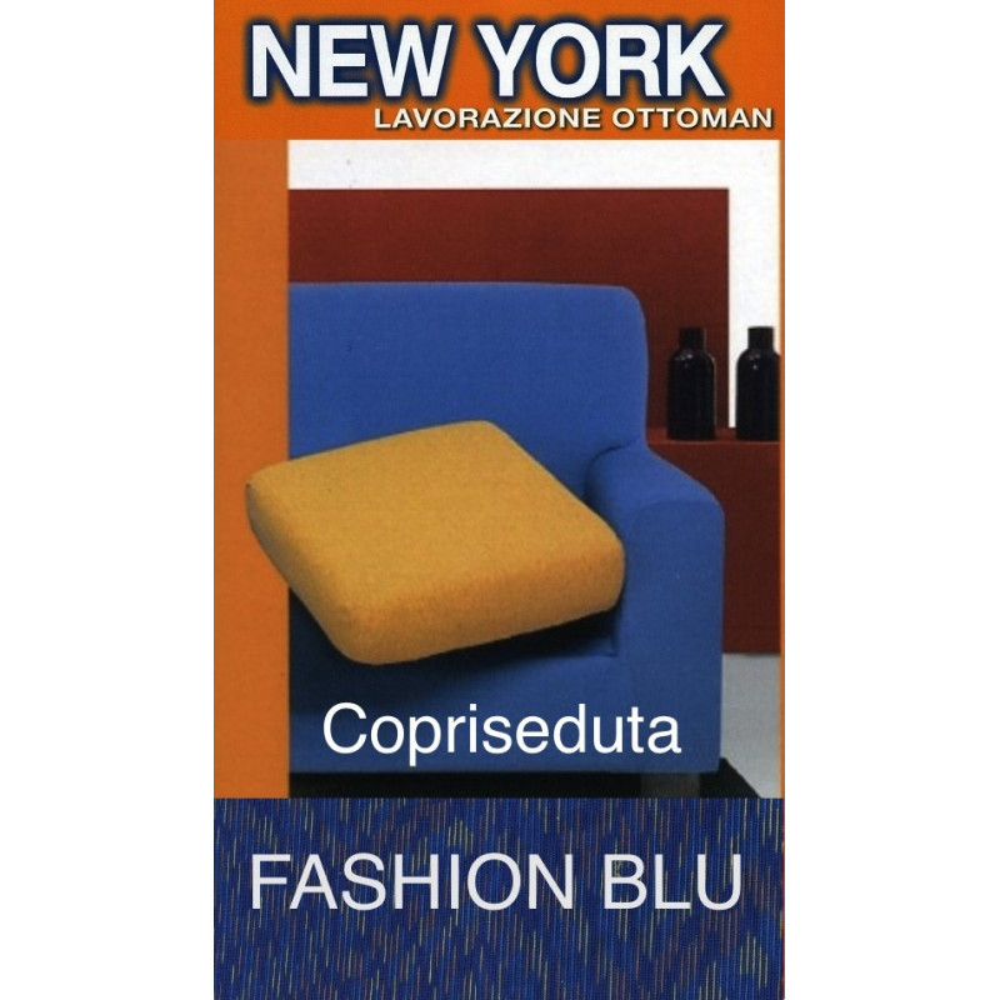 COPRISEDUTA NEW YORK FASHION BLU