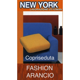 COPRISEDUTA NEW YORK FASHION ARANCIO