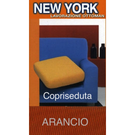 COPRISEDUTA NEW YORK ARANCIO