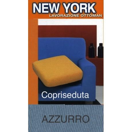 COPRISEDUTA NEW YORK AZZURRO