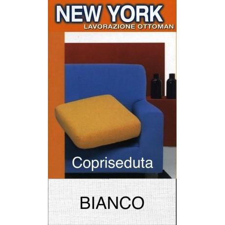 COPRISEDUTA NEW YORK BIANCO