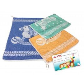 Lot de 3 SERVIETTES de bébé...